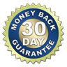 30 days money back guarantee!